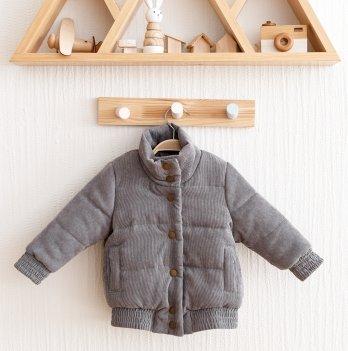 Куртка демисезонная детская Magbaby Line Серый