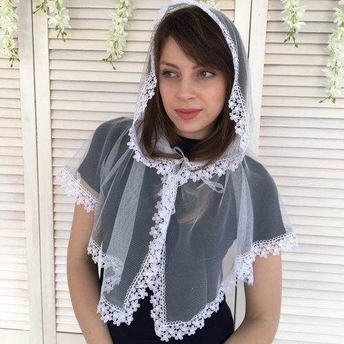 Церковный платок Magbaby Нежность