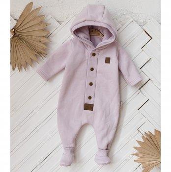 Комбинезон утепленный детский Magbaby Milan Фиолетовый