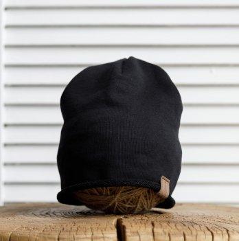 Детская шапка Magbaby Crude 2-5 лет Черный