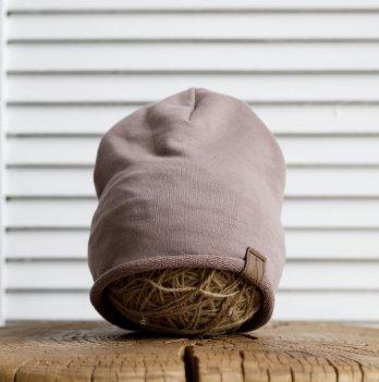 Детская шапка Magbaby Crude 2-5 лет Капучино
