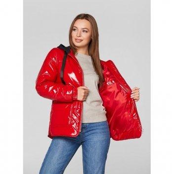 Демисезонная куртка для беременных Lullababe Zaragoza Красный