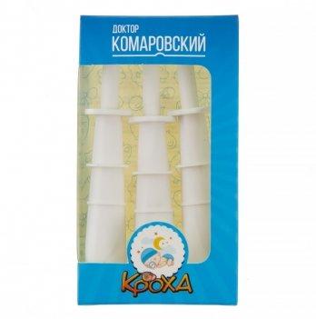 Газоотводная трубочка для новорожденных Доктор Комаровский Кроха 3 шт.