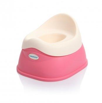 Детский горшок Babyhood, Классик, розовый