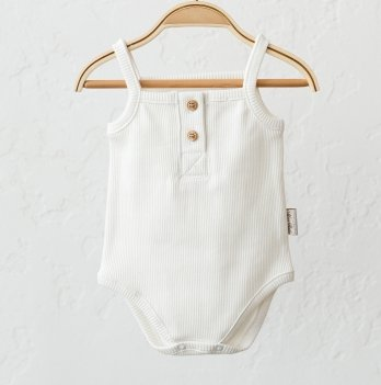 Бодик для девочки Magbaby Cory Молочный 0-2 года