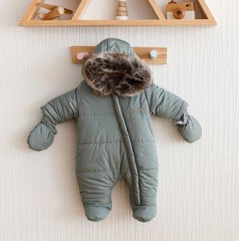 Зимний комбинезон детский Magbaby Аляска Зеленый
