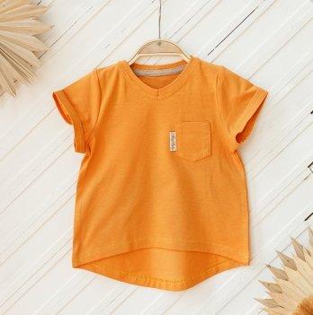 Детская футболка Magbaby Simply 0-5 лет Горчичный