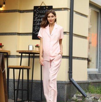 Костюм с брюками для беременных и кормящих Creative Mama Resort