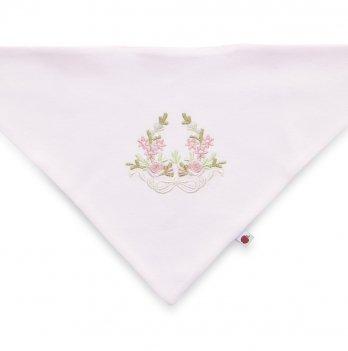 Слюнявчик MyLittlePie, розовый