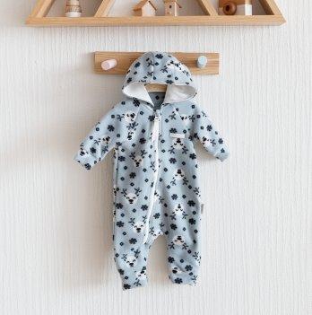 Флисовый комбинезон детский Magbaby Оленята