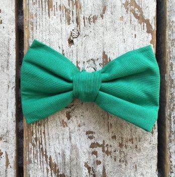 Галстук-бабочка для мальчика MagBaby Зеленый