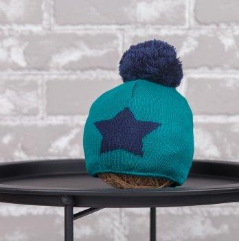 Шапка Star Magbaby Зеленый Синий 1-2 года