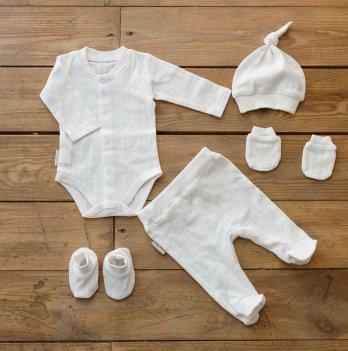 Набор одежды для новорожденных Magbaby Wind Молочный