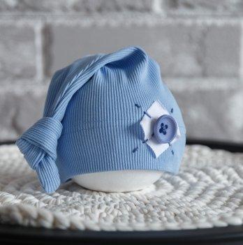 Шапка Knot Magbaby Голубой