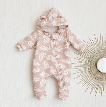 Комбинезон детский демисезонный Magbaby Nory Розовый