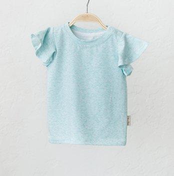 Детская футболка для девочки Magbaby Berry Мятный 0-3 года
