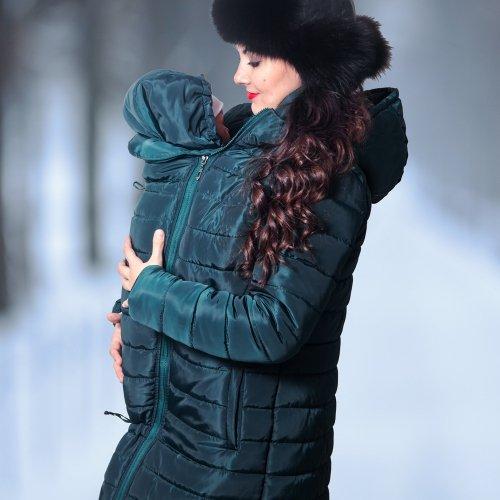 0dce182756a7 Слингокуртка 3 в 1 для беременных и кормящих мам Lullababe, ...