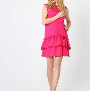 Платье из джерси MBerry dress, малиновый
