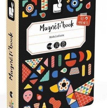Магнитная книга Janod Формы J02720