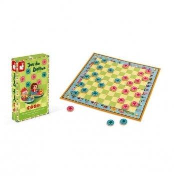 Настольная игра Janod Шашки J02746