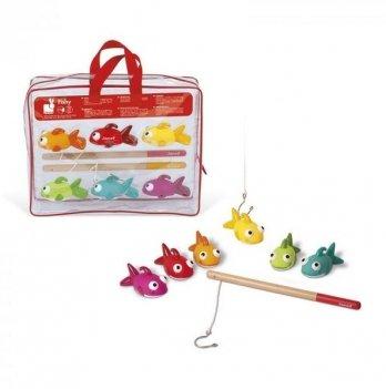 Игрушки для купания Janod Рыбки J03247
