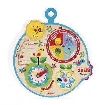 Календарь JANOD