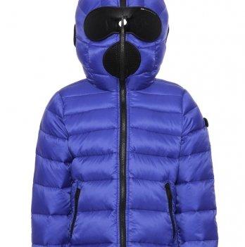Куртка зимняя с очками Ai-riders, электрик