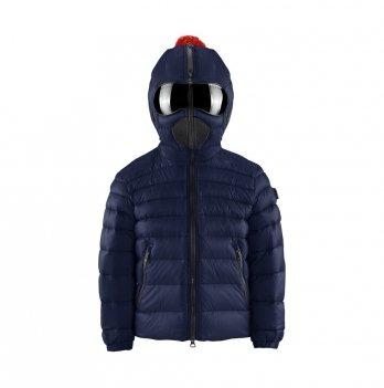 Куртка зимняя с очками Ai-riders, синяя