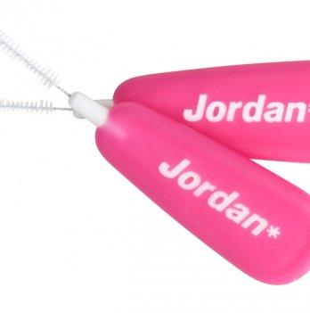 Межзубные ёршики Brush Between XS (0,4 mm), мягкое и мощное очищение, Jordan, 10 шт.
