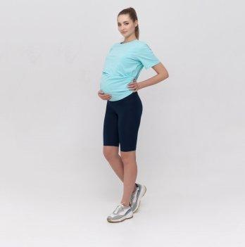 Велосипедки для беременных Юла Мама Joyce Синий SP-21.032