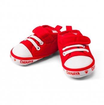 Домашняя обувь DANAYA красная K09-B0004