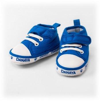 Домашняя обувь DANAYA синяя K09-B0015