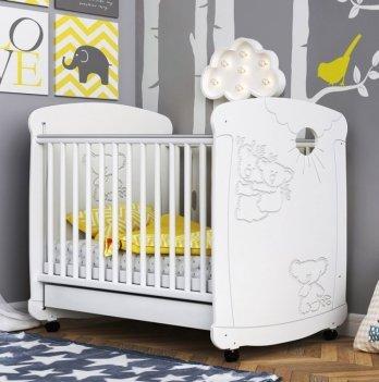 Детская кроватка СидиМ Коалы Baby Cot Koala
