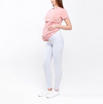 Лосины для беременных Юла Мама Kaily new Серый SP-30.022
