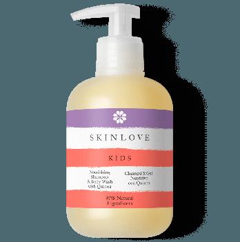 Питательный шампунь-гель для волос и тела с киноа без сульфатов Skinlove Natural Joy S1202012 295 мл
