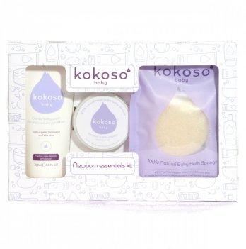 Детский подарочный набор 3 в 1 Kokoso Baby