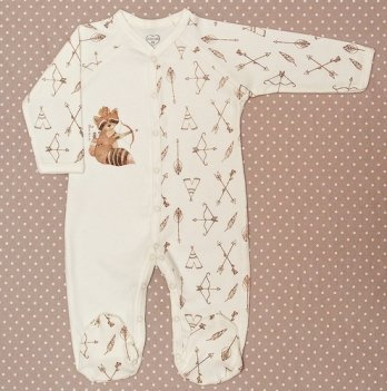 Комбинезон для малышей SWEET BABY Be brave