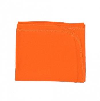Пеленка интерлок Оранж Interkids 3943 оранжевый 100х90 см