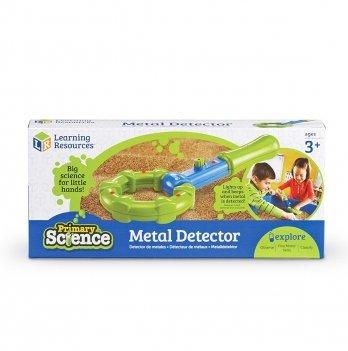 Развивающая игрушка Learning Resources серии Первые исследования, Металлодетектор