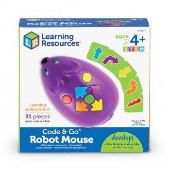 Игровой STEM-набор Learning Resources Мышка
