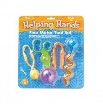 Игровой набор Learning Resources, серии Маленькие ручки, Веселые инструменты