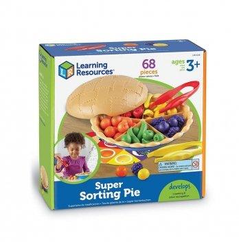 Обучающий игровой набор-сортер Learning Resources, Ягодный пирог