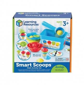 Обучающий игровой набор-сортер Learning Resources, Приготовь мороженное