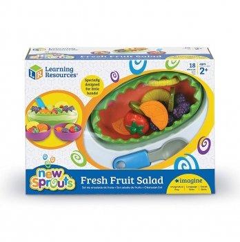 Обучающий игровой набор Learning Resources, Фруктовый салат