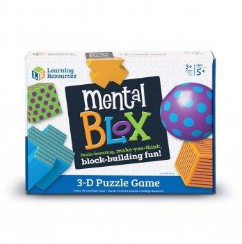 Развивающая игра Learning Resources, Ментал блокс