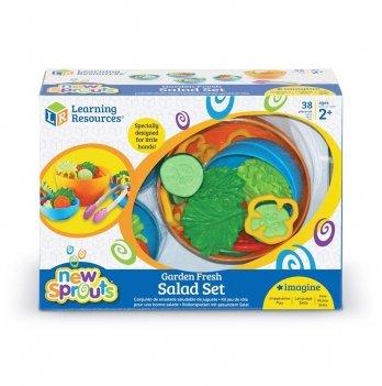 Игровой набор Learning Resources, Овощной салат