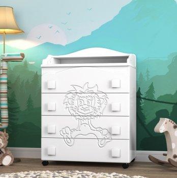 Комод в детскую комнату СидиМ Львенок Dresser Lvenok