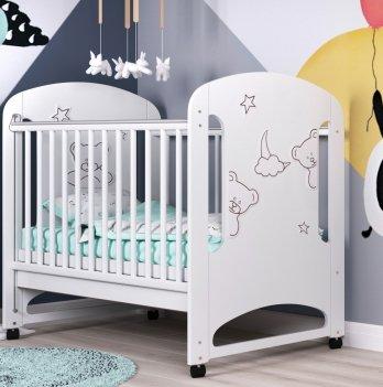 Детская кроватка СидиМ Мишутка Baby Cot Bear