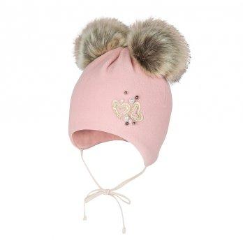 Шапка зимняя Broel Monica Розовый