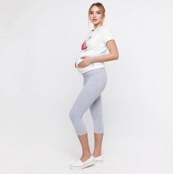 Лосины для беременных Юла мама Mia New Серый SP-20.014